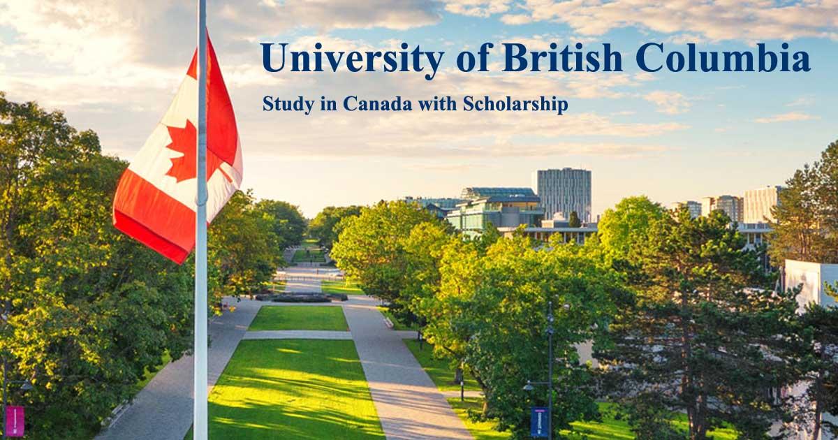 410aa6d09f10 Scholarship in University of British Columbia – Scholarshipcare.com