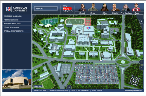map of catholic university with American University on American University likewise Pilot test0525 also Adelaide Sa besides Aylmer further About Salve.