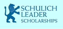 Schulich Leader Scholarship of University of Toronto