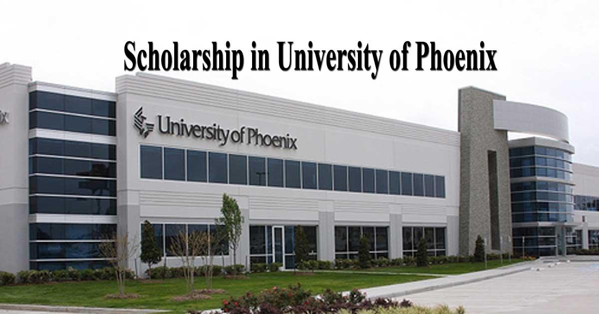 scholarship of university of phoenix � scholarshipcarecom