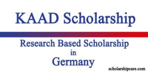 kaad-scholarship