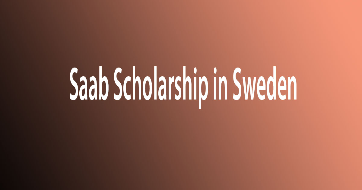 Saab Scholarship (masters Scholarship)  Scholarshipcarem. Attorneys In New Orleans Garage Doors Company. Windows Installation Media Green Baby Diapers. Laser Tattoo Removal Price Luxury Hotels Peru. Electric Heater Not Working Dsl Speed Report. Asu Cost Per Credit Hour 2011 Chevy Camaro Lt. Fha Refinance Rates Today Hyundai Sonata Gold. Temporary Office Space San Diego. Small Sports Cars For Sale Heart Lung Machine