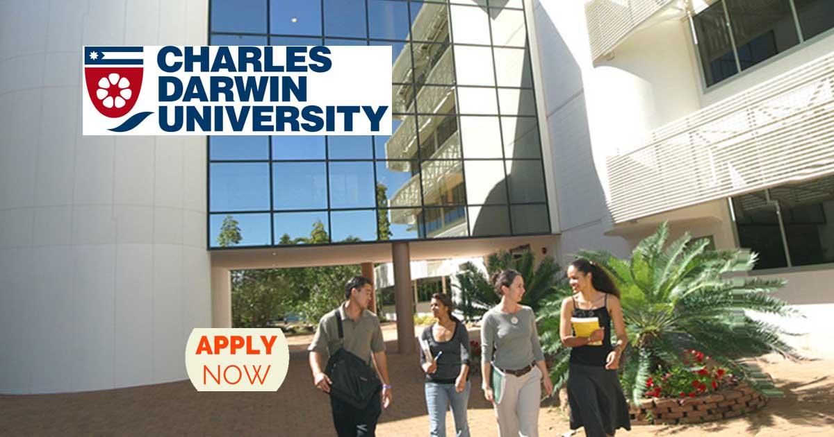 Kết quả hình ảnh cho charles darwin university