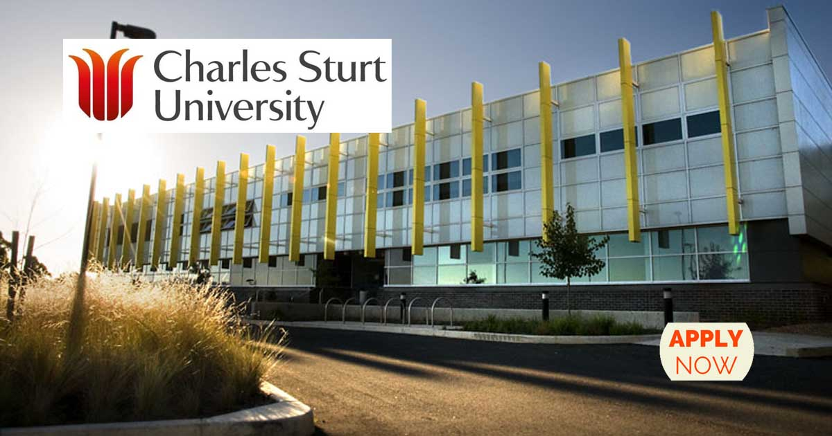 Đại học Charles Sturt cấp học bổng 15.000AUD hạn chót 22/1/2020