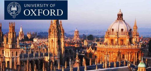 Scholarship in University of Oxford